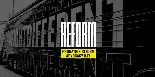 Probation Reform Advocacy Day with Van Jones - Harrisburg, PA
