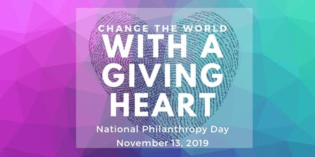 2019 National Philanthropy Day Luncheon tickets