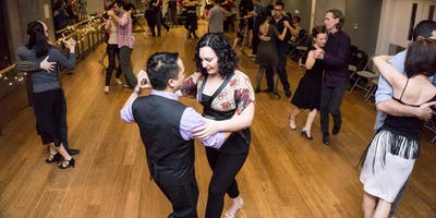 Beginner Tango Class - No Experience or Partner Needed