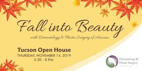 Fall Into Beauty Open House tickets