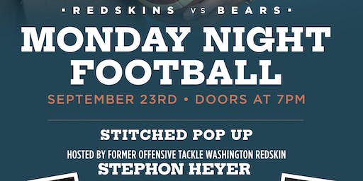 FELT BAR & LOUNGE: Monday Night Football Hosted by Stitched