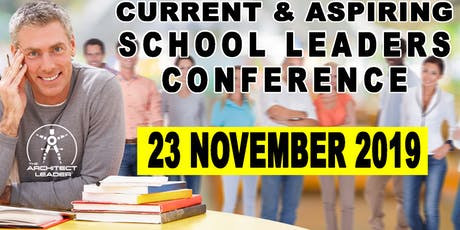 Architect Leader® Conference for School Heads 2019 tickets