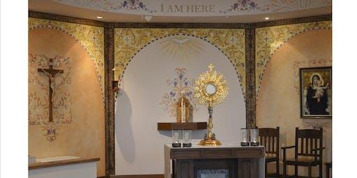 St. Peregrine Cancer Shrine 10 Year Anniversary Dinner