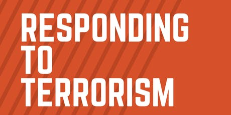 Responding to Terrorism tickets