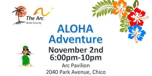ALOHA ADVENTURE!  Arc's 24th Annual Dinner and Silent Auction