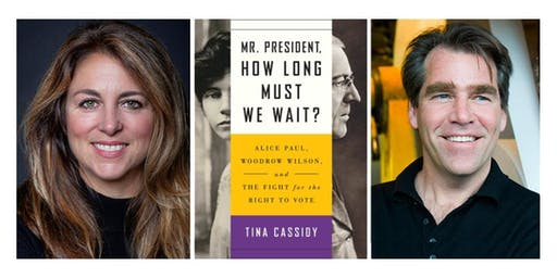 Harvard Press Speaker Series: Tina Cassidy with Charlie Sennott