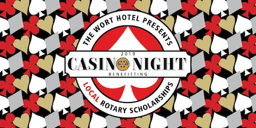 Casino Night Benefiting Local Rotary Scholarships
