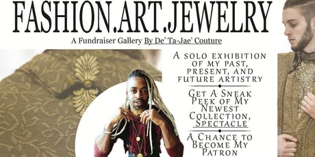 De' Ta-Jae' - Solo Gallery tickets