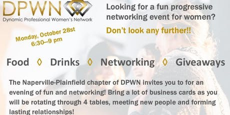 Naperville Plainfield DPWN Progressive Network Event tickets