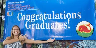 RSMAS Undergraduate Graduation Reception & Award Ceremony