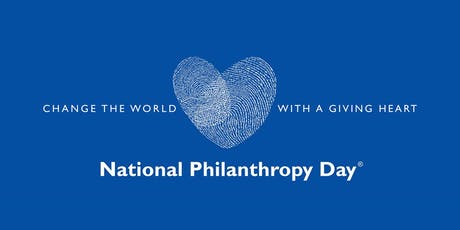 2019 National Philanthropy Day Awards Luncheon tickets