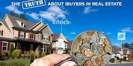 North Metro Should Your Seller List with You or Sell to an iBuyer - Greg Parham tickets