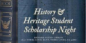 ASCE OC - 2019 History & Heritage / Student...