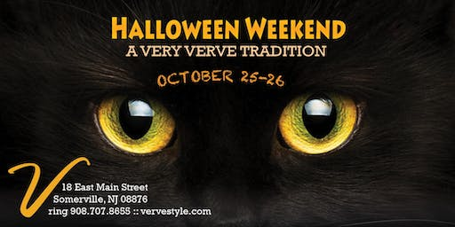 Two Nights of Fright at Verve