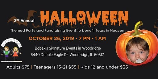 2nd Halloween Themed Fundraising Event