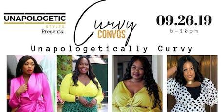 Curvy Convos: Unapologetically Curvy tickets