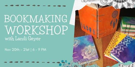 Bookmaking Workshop with Landi Geyer