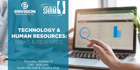 Technology and Human Resources: Risks and Rewards tickets