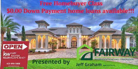 The Free Homebuyer Class of Auburn tickets