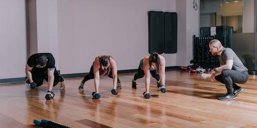 Lynx Fitness Club: Free HIIT Class @ Boston Park Plaza