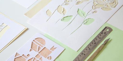 Paper Cutting Craft Workshop