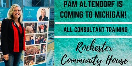 Go Green Team MICHIGAN All Consultant Training with Pam Altendorf tickets