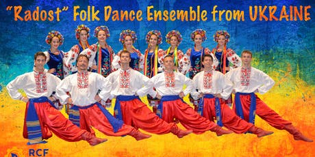 Radost - Dance Ensemble from UKRAINE tickets