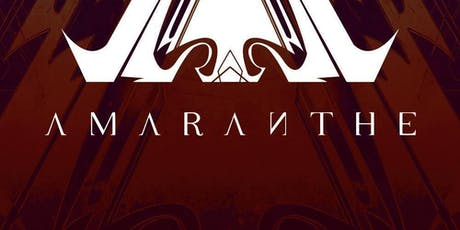 Amaranthe at the Park Theatre tickets