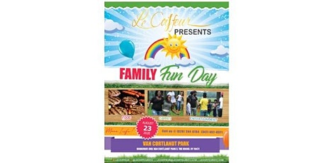 FREE LE COIFFEUR FAMILY FUN DAY tickets