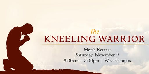 Kneeling Warrior Retreat 2019