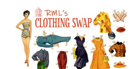 RML's Clothing Swap tickets