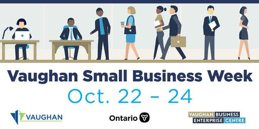 Changing Workplaces – Are you ready? | Vaughan Small Business Week
