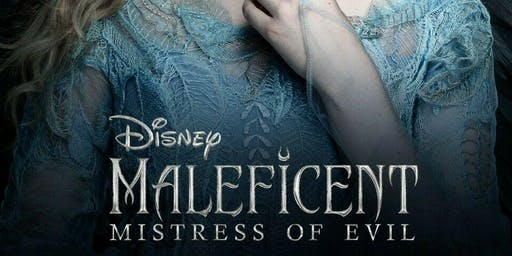 Girl Scouts showing of Maleficent 2: Mistress of Evil