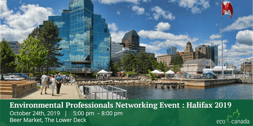 Environmental Professionals Networking Event: Halifax 2019
