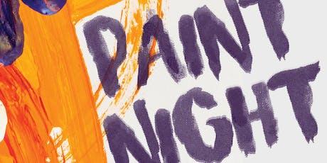 PTO Family Paint Night tickets