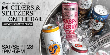 Ciders & Seltzers On The Rail tickets