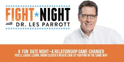 Fight Night with Dr. Les Parrott in Perrysburg, Ohio