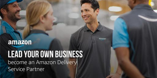Amazon Sacramento - Delivery Service Partner Information Session 10/31