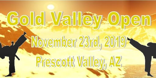 Gold Valley Open Karate Tournament