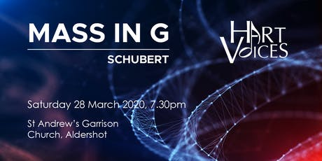 Schubert - Mass in G - A Hart Voices Concert tickets