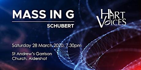 Schubert - Mass in G - A Hart Voices Concert tickets