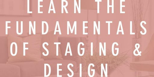 Home Staging 101 Training
