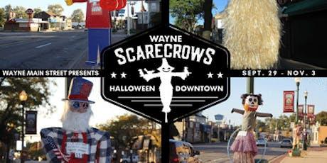 Scarecrow Reception Volunteers tickets