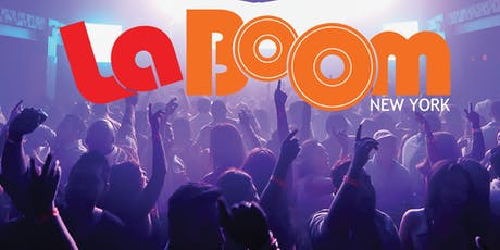 LA BOOM NEW YORK | FRIDAYS LIVE PERFORMENCE  tickets