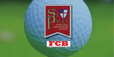 St. Paul's Montessori Inaugural Golf Tournament tickets