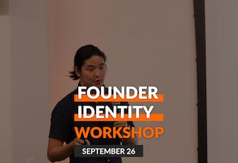 Founder Identity: the Authentic Leadership Journey tickets