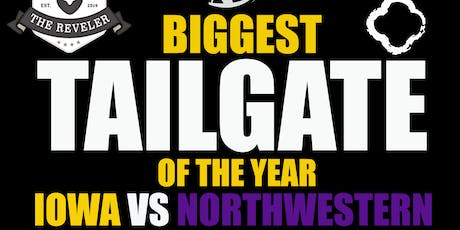 The Official IOWA Tailgate vs. NU - BIGGEST PARTY OF THE YEAR (Merkle's) tickets