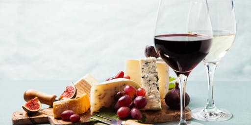 Ladies of the MDW Wine & Cheese Celebration
