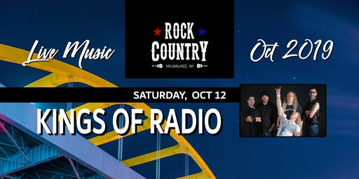 Kings of Radio at Rock Country!