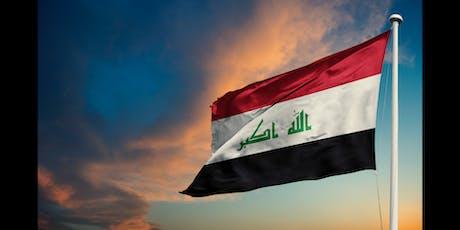 Iraq: Past, Present, Future tickets